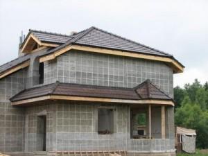 Особенности проектирования дома из пенобетона