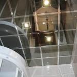 Зеркальные потолочные панели