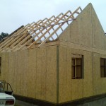 Строительство сборных домов под ключ