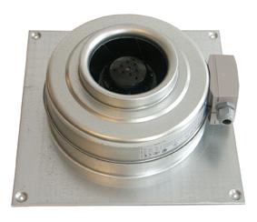 Вентиляторы для круглых каналов
