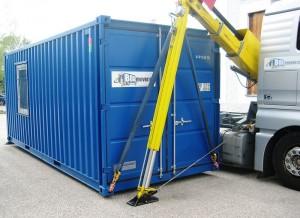 Самостоятельная растаможка контейнера