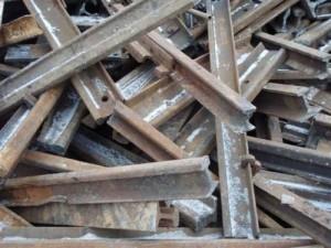 Переработка негодных металлических изделий