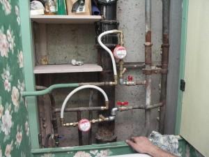 Правильная установка счетчиков воды
