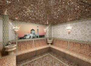 Строительство бани хамам