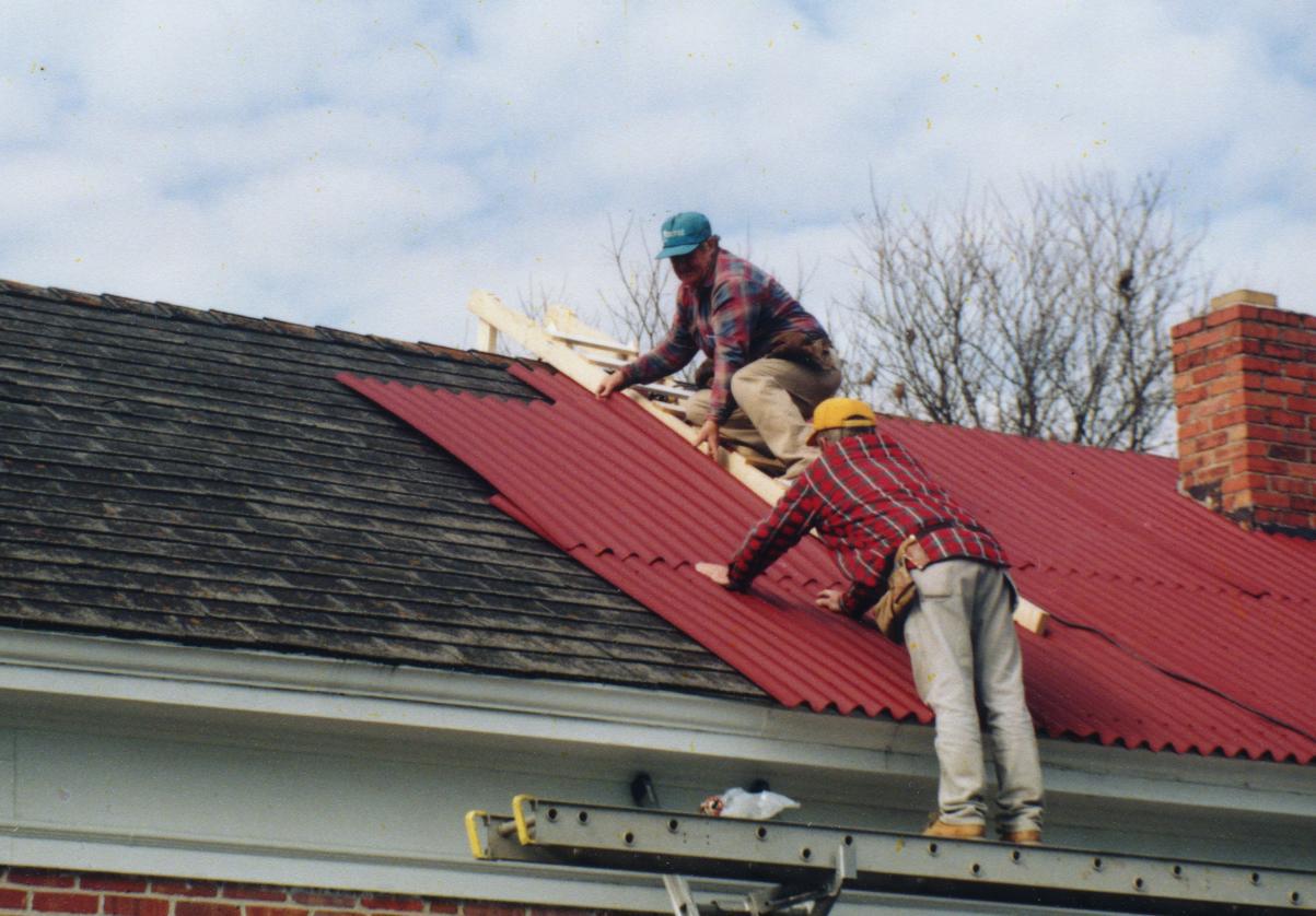 Устройство кровли крыши. текущий ремонт * строительство и ре.