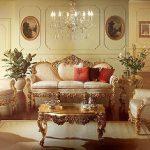 Какими особенностями обладает мебель из Франции