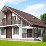 Особенности домов из бруса по немецкому проекту