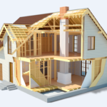 Проекты каркасных домов до 100 м2