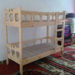 Кровати для детей из массива